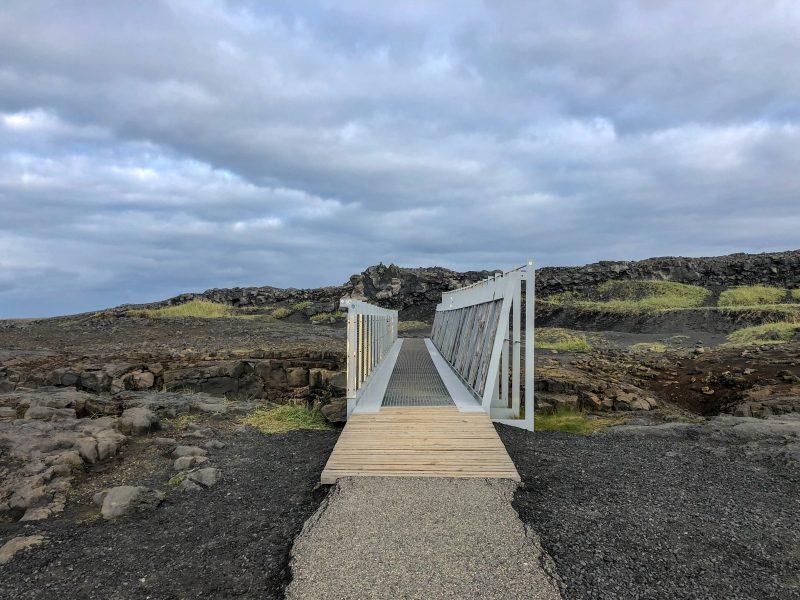 Bridge Between Continents Bridge