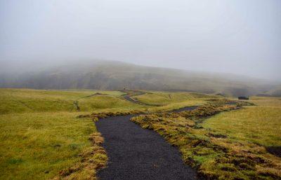 Fjaðrárgljúfur Trails