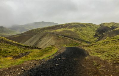 Reykjadalur Hot Spring Thermal River Trail