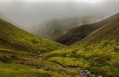 Reykjadalur Hot Spring Thermal River Trail Views