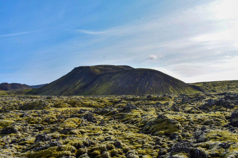 Reykjanesfólkvangur Mountain