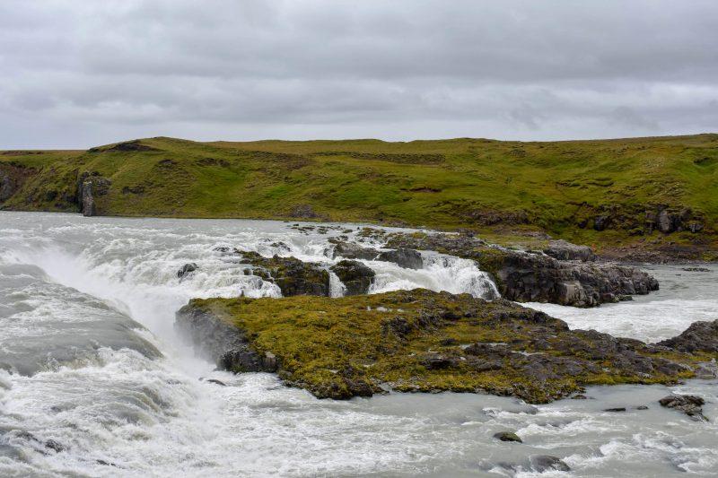 Urriðafoss Waterfall